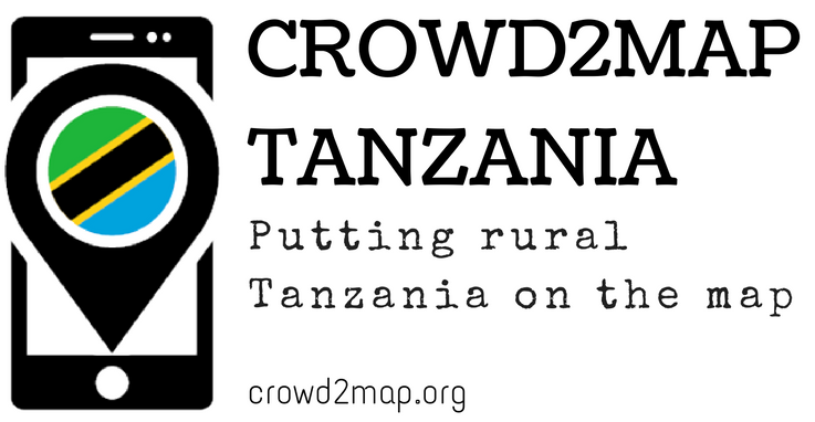 Crowd2Map Tanzania