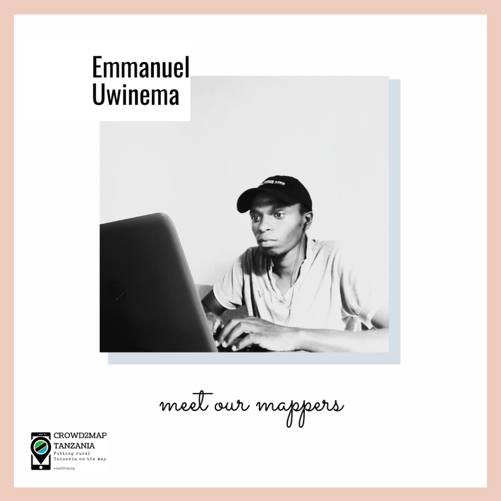 Emmanuel Uwinima - C2M volunteer