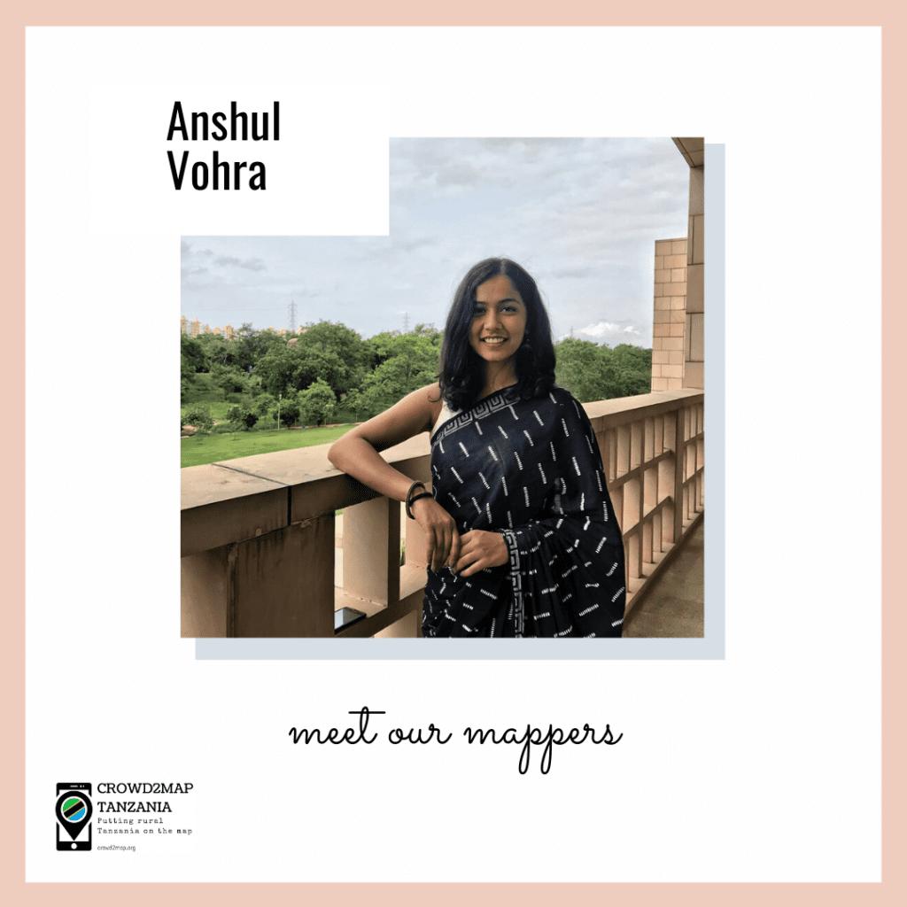Anshul Vohra - C2M volunteer