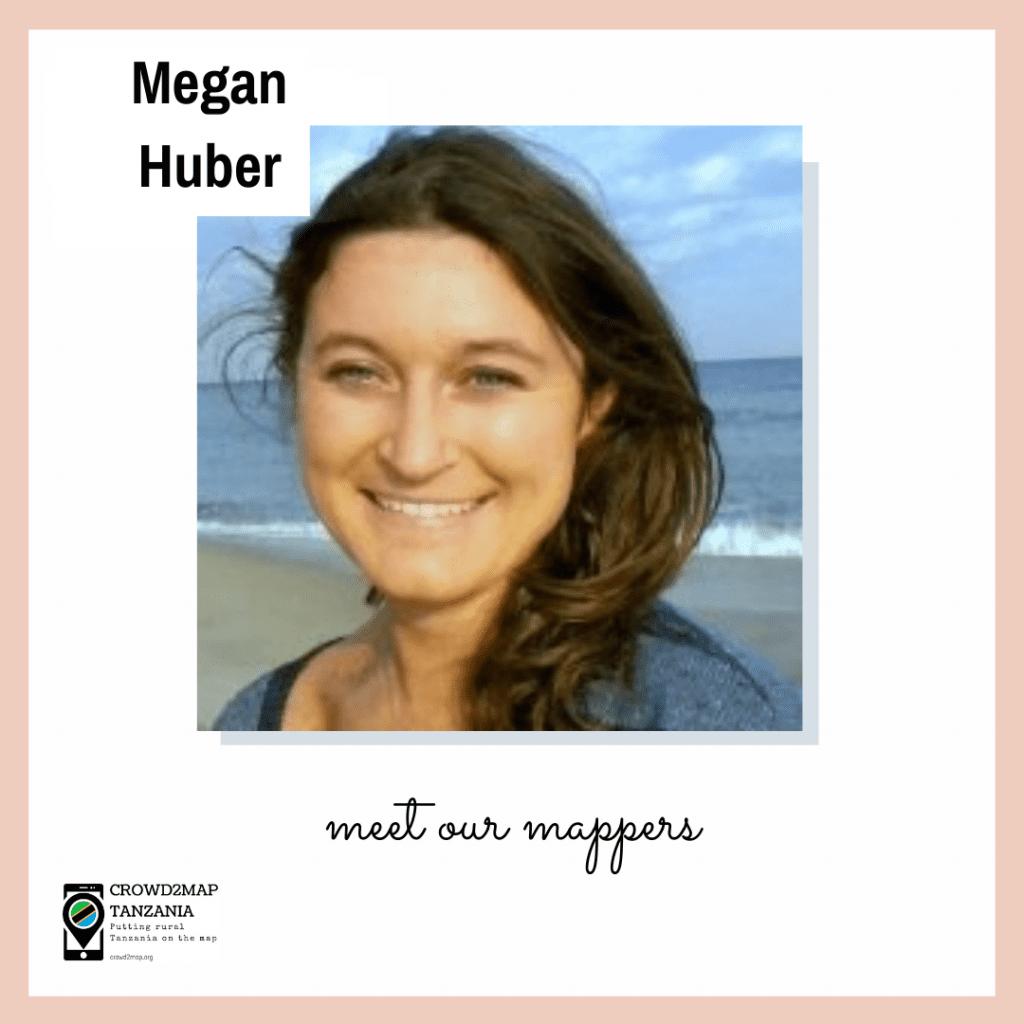 Picture of volunteer Megan Huber