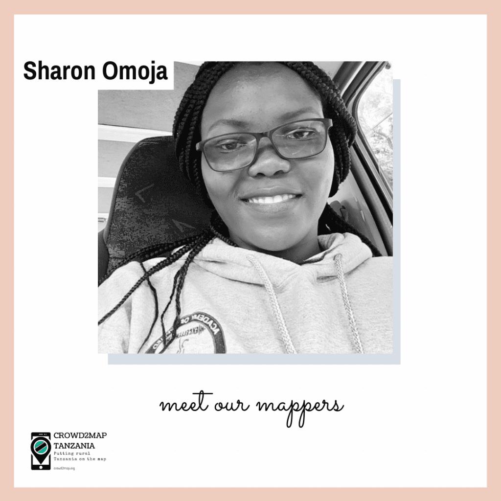 Sharon Omoja - a Crowd2Map volunteer